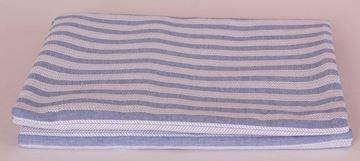 Resim Koton Mavi Çizgili Pike