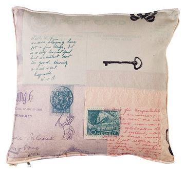 Resim Yastıkminder Koton Ekru Bej Dekoratif Yastık