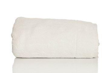 Resim Koton Beyaz 58x110 Havlu