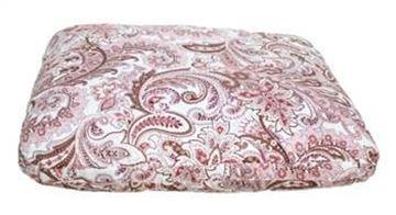 Resim Yastıkminder Çiçek Desenli Köpek Yatağı