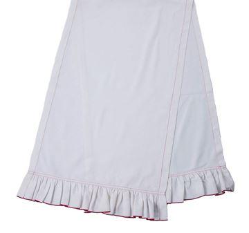 Resim Koton Beyaz Farbelalı Runner