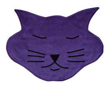 Resim Koton Kedi Formunda Lacivert Piko Nakışlı Amerkan Servis