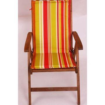 Resim Koton Polyester Çift Kademeli Sandalye Minderi